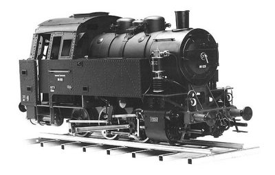 Zimmermann Dampflokomotive 80 028
