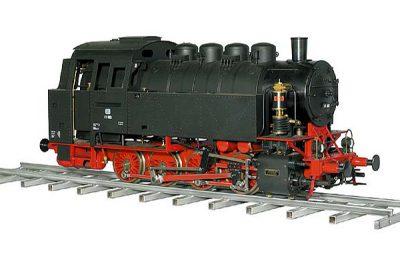 Zimmermann Dampflokomotive 81 003