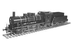 Zimmermann Dampflokomotive 55 2871